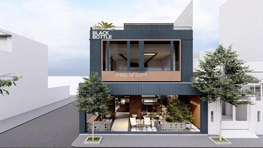 Văn phòng mới xây, sạch đẹp diện tích 120m2, view sông Sài Gòn mát mẻ.