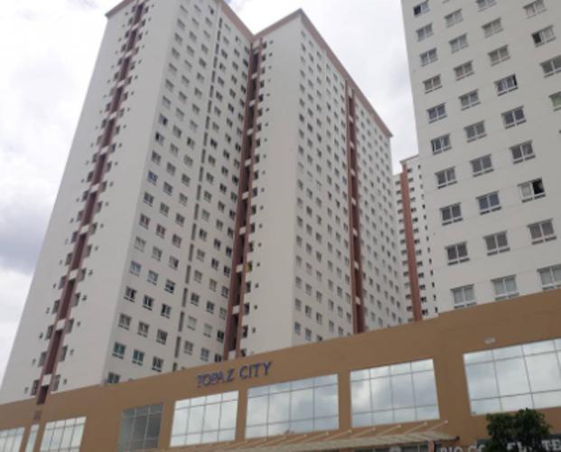 Căn hộ Topaz City, Quận 8 Căn hộ có 3 phòng ngủ Topaz City tầng 14, đầy đủ nội thất.