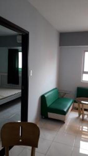 Căn hộ Celadon City có 1 phòng ngủ, bàn giao đầy đủ nội thất.