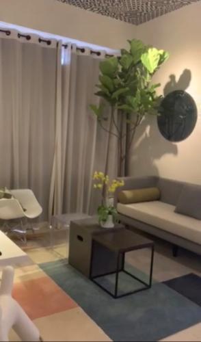 Căn hộ Masteri Thảo Điền thiết kế sang trọng, nội thất đầy đủ tiện nghi.