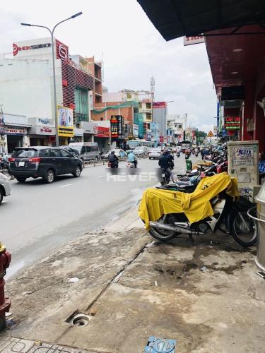 Đường mặt tiền Mặt bằng kinh doanh Tân Bình diện tích 3mx9m, hướng Đông Nam.