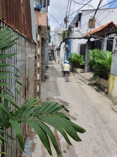 Nhà phố hẻm đường Phạm Thế Hiển, quận 8 Nhà phố hẻm xe hơi đường Phạm Thế Hiển, pháp lý rõ ràng