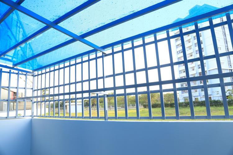 Bên trong nhà phố Nguyễn Duy Trinh, Quận 9 Nhà phố hướng Đông, diện tích 203m2, khu dân cư Valencia.