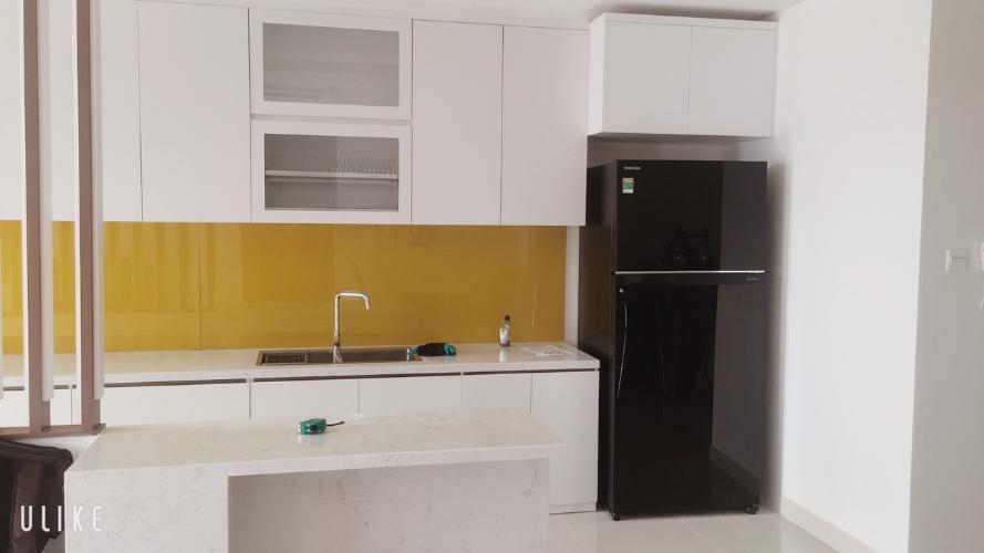 bếp căn hộ 3 phòng ngủ the sun avenue Căn hộ đầy đủ nội thất The Sun Avenue hướng Tây Nam.