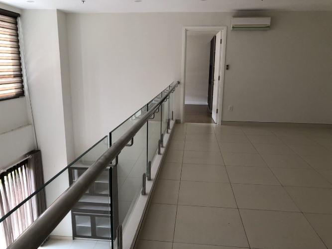 Tầng lửng căn hộ Duplex Masteri Thảo Điền, Quận 2 Căn hộ Duplex Masteri Thảo Điền nội thất cơ bản, ban công thoáng rộng