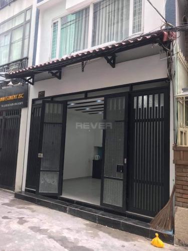 Mặt tiền nhà phố Phú Nhuận  Nhà phố hẻm xe hơi, diện tích sử dụng 144m2 hướng Tây Nam.