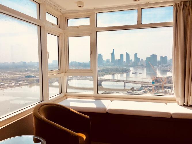 Không gian căn hộ Saigon Pearl , Quận Bình Thạnh Căn hộ Saigon Pearl tầng 17 view sông thoáng mát, đầy đủ nội thất.
