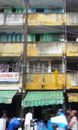 Shophouse 47 An Bình Quận 5 diện tích 90m2, thuận tiện kinh doanh
