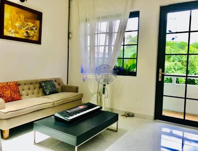 Phòng khách căn hộ 57 Phạm Ngọc Thạch, Quận 3 Căn hộ 57 Phạm Ngọc Thạch cửa hướng Đông Nam, đầy đủ nội thất.