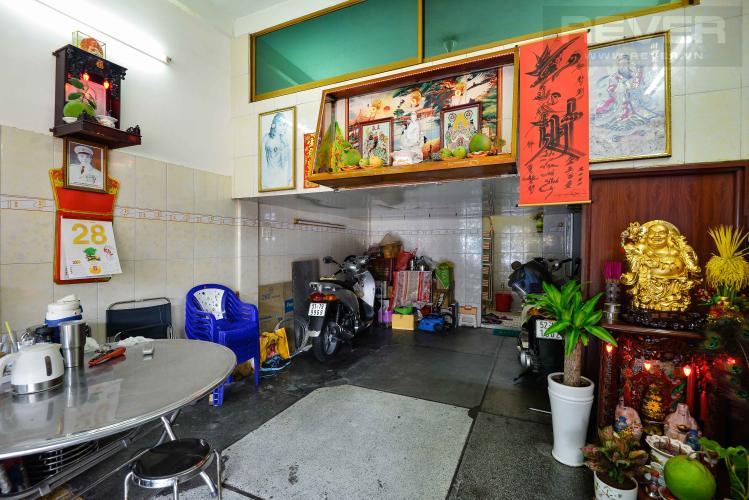 Phòng khách nhà phố Quận 5 Bán nhà phố MT Công Trường An Đông, Quận 5, 1 trệt 3 lầu, sổ hồng, đối diện chợ An Đông
