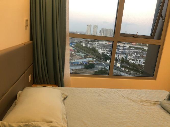Phòng ngủ căn hộ Vinhomes Central Park, Quận Bình Thạnh Căn hộ Vinhomes Central Park gồm 4 phòng ngủ, đầy đủ nội thất.
