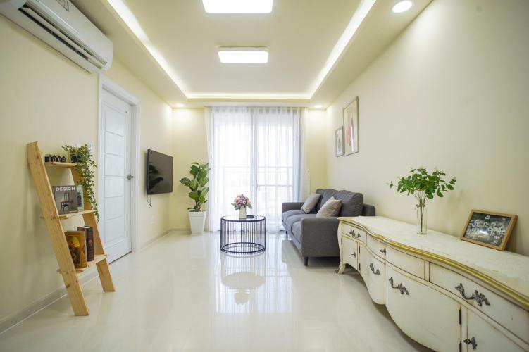 Nội thất Saigon South Residence   Căn hộ Saigon South Residence tầng cao, đầy đủ nội thất.