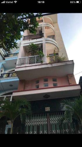 Nhà phố mặt tiền đường Số 9 cách cầu Rạch Chiếc 2km, diện tích nhà 68m2.