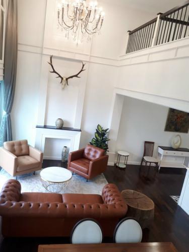 Duplex Vista Verde căn góc hương Đông Nam, nội thất nhập khẩu 5 sao