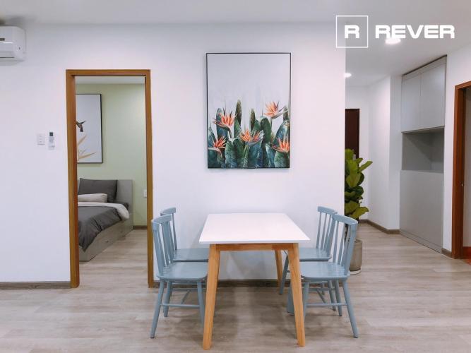 Căn hộ Peridot Building tầng 8 thiết kế hiện đại, đầy đủ nội thất.
