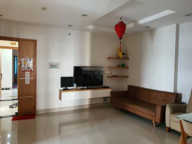 Căn hộ Him Lam Riverside hướng Đông, nội thất đầy đủ.