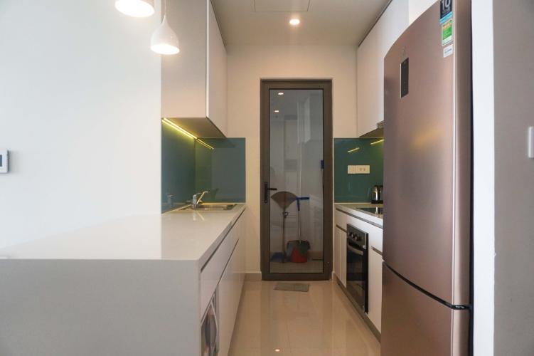 Căn hộ The Tresor quận 4 Căn hộ tầng 22 The Tresor thiết kế hiện đại, nội thất đầy đủ