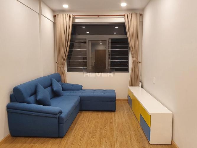 Căn hộ tầng cao Saigon Homes view thành phố thoáng mát, 2 phòng ngủ.