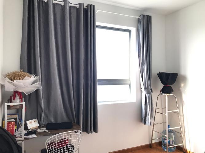Phòng ngủ D-Vela, Quận 7 Căn hộ D-Vela tầng trung, nội thất cơ bản tiện nghi.