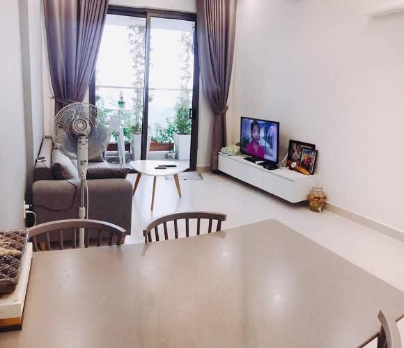 Phòng khách Kingston Residence, Phú Nhuận Căn hộ tầng trung Kingston Residence ban công hướng Đông Nam.