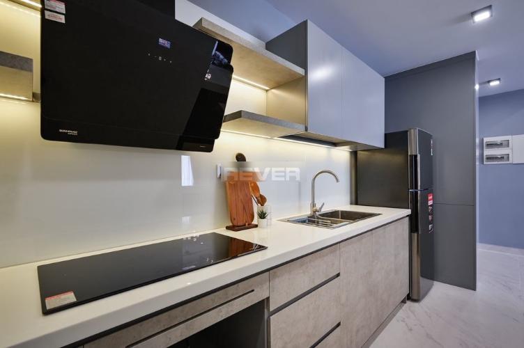 Phòng bếp Phú Mỹ Hưng Midtown Căn hộ Phú Mỹ Hưng Midtown hướng Đông Bắc, đầy đủ nội thất hiện đại.