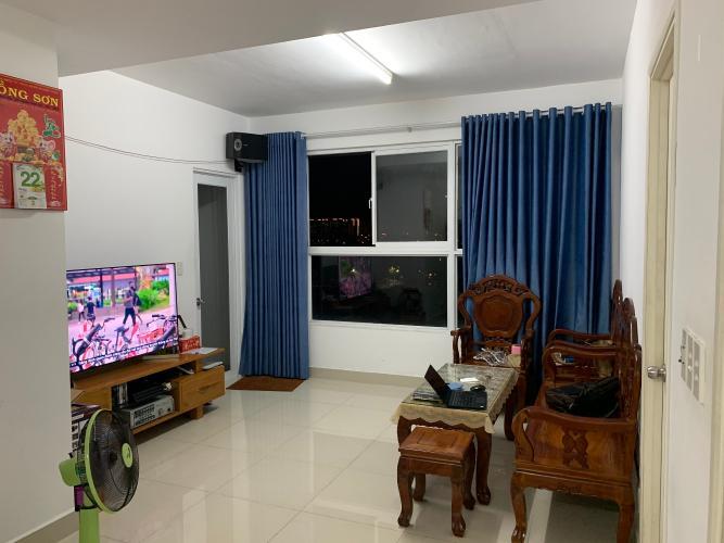Bán căn hộ Citihome 2 phòng ngủ, tầng trung, diện tích 61.3m2, nội thất cơ bản.