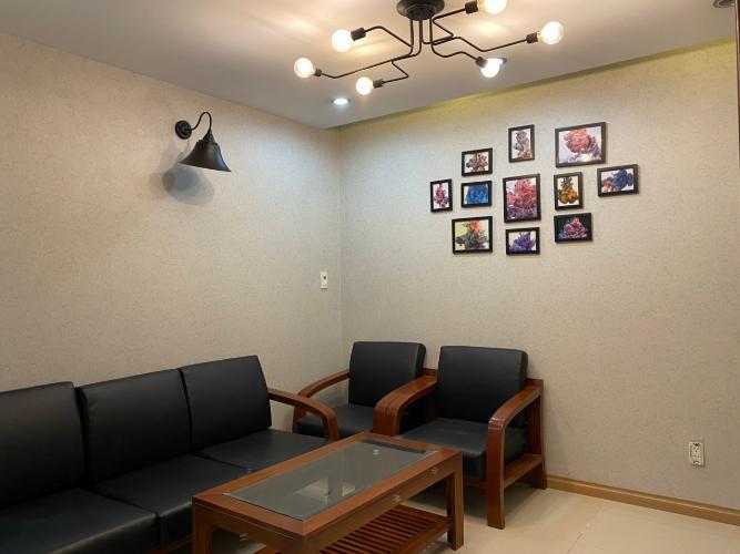phòng khách chung cư BMC Bán chung cư tầng cao BMC ngay tại trung tâm thành phố.