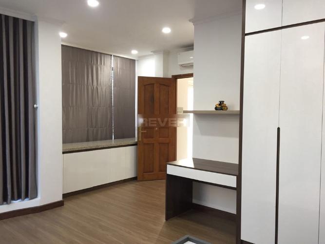 Phòng ngủ căn hộ Him Lam Riverside Căn hộ Him Lam Riverside nội thất cơ bản, ban công Đông Nam.