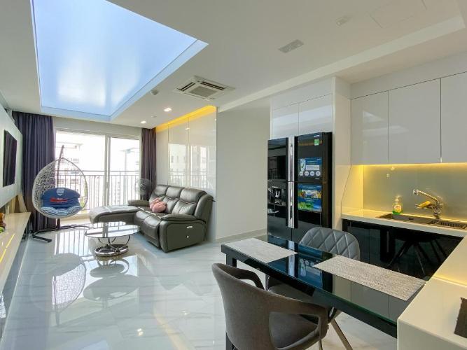 Căn hộ Sunrise Riverside tầng cao, đầy đủ nội thất