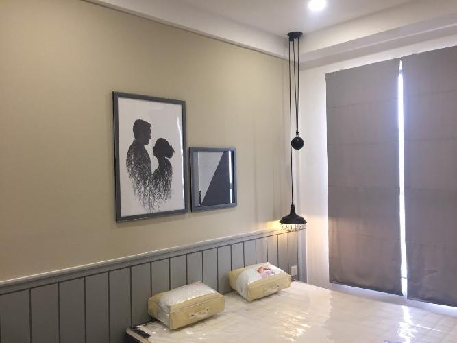 Căn hộ The Sun Avenue tầng 12, đầy đủ nội thất và tiện ích.