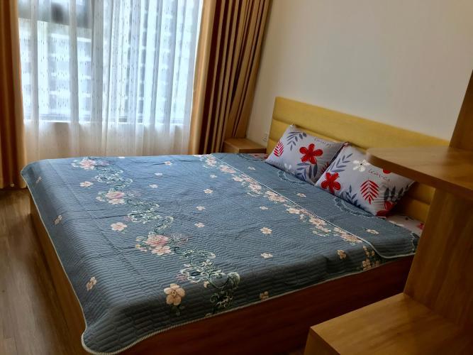 Phòng ngủ Vinhomes Grand Park Căn hộ Vinhomes Grand Park tầng trung, đón phía nội khu.