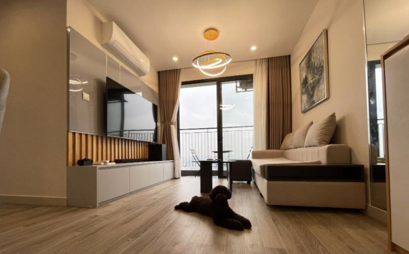 Căn hộ Vinhomes Grand Park tầng 32 nội thất đầy đủ, view cực đẹp
