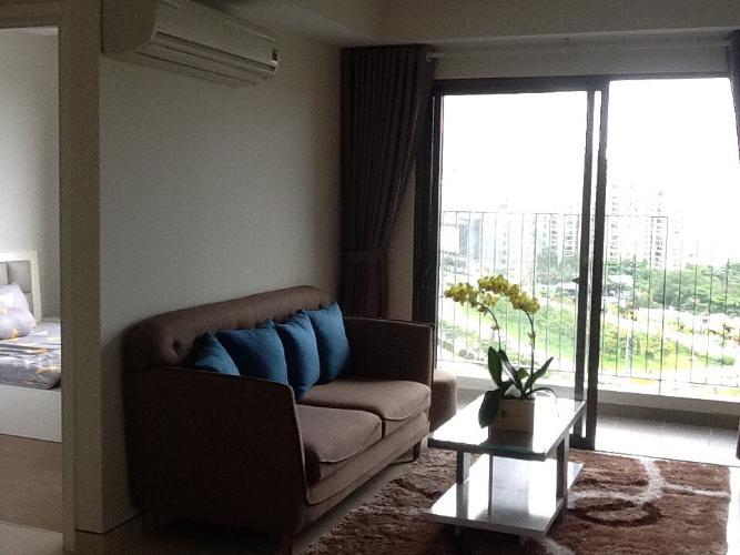 Căn hộ Masteri Thảo Điền tầng 25 nội thất đầy đủ, view hồ bơi nội khu