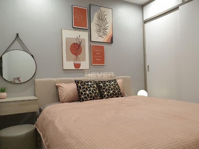 Phòng ngủ Vinhomes Grand Park Quận 9 Căn hộ Vinhomes Grand Park tầng 14, nội thất tinh tế.