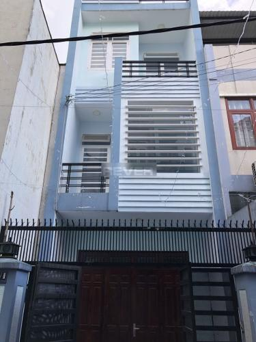 Mặt tiền nhà phố Quận Tân Phú  Nhà phố Đường B3 hướng Đông Nam, 3 tầng diện tích sử dụng 149.7m2.