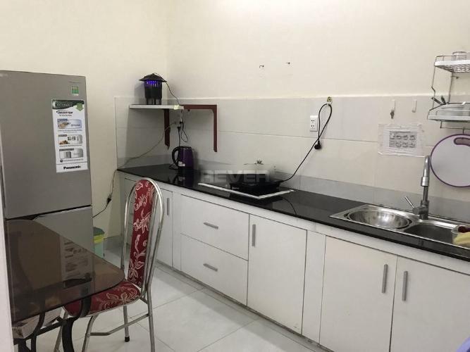 Phòng bếp nhà phố Thới An 16, Quận 12 Nhà phố hướng Đông, hẻm lớn có thể để oto trước nhà.