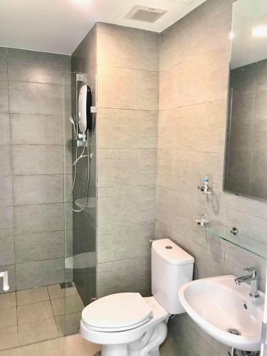 Phòng tắm , Căn hộ HausNeo , Quận 9 Căn hộ Hausneo tầng trung, view thành phố cực đẹp.