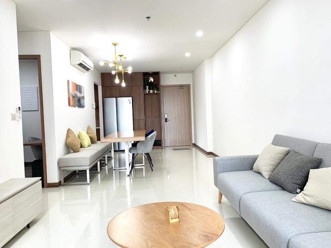 Căn hộ HaDo Centrosa Garden tầng 17, đầy đủ nội thát và tiện ích.