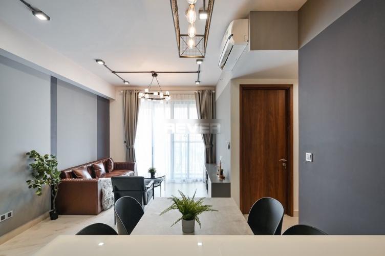 Không gian căn hộ Phú Mỹ Hưng Midtown Căn hộ Phú Mỹ Hưng Midtown hướng Đông Bắc, đầy đủ nội thất hiện đại.
