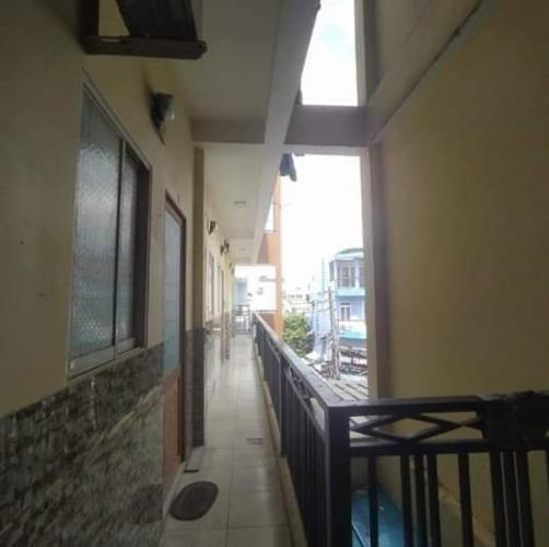 Ban công nhà phố Nhà phố mặt tiền diện tích 8mx19.5m thích hợp kinh doanh.