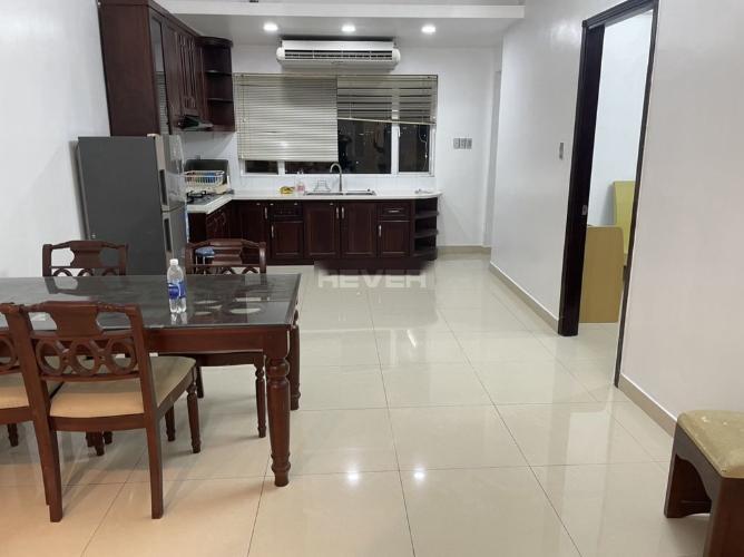 Phòng bếp chung cư Thế Hệ Mới, Quận 1 Căn hộ chung cư Thế Hệ Mới đầy đủ nội thất, hướng Đông Nam.