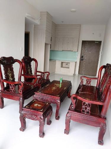 Căn hộ Safira Khang Điền view Tây Bắc, nội thất cơ bản.