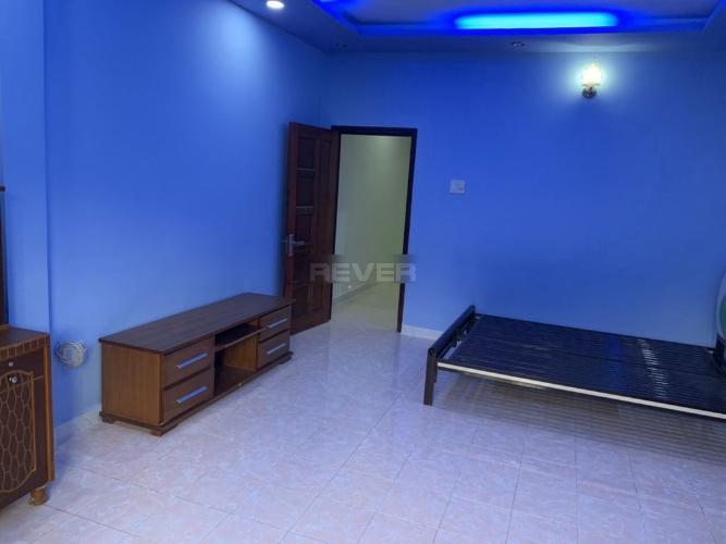 Phòng ngủ nhà phố Bình Thạnh Nhà phố Bình Thạnh hẻm 7m hướng Tây Bắc, diện tích sử dụng 175m2.