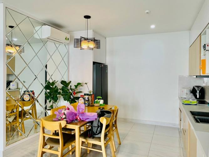 Phòng bếp, Căn hộ D-Vela, Quận 7 Căn hộ tầng 11 D-Vela ban công hướng Đông, view nhìn ra thành phố.