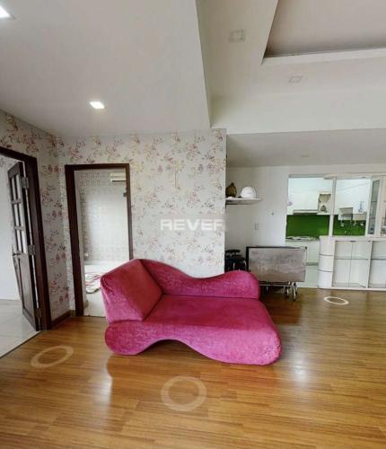 Căn hộ tầng 3 chung cư Lương Định Của hướng Tây Nam, đầy đủ nội thất.