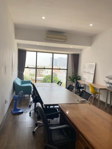 Căn hộ Officetel The Sun Avenue tầng 3, nội thất đầy đủ.