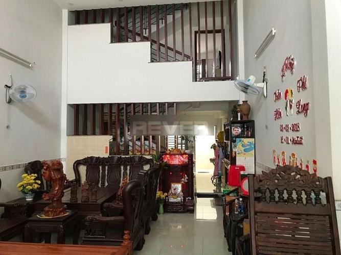 Nhà phố mặt tiền đường Đông Hưng Thuận 11, kết cấu 1 trệt 2 lầu kiên cố.