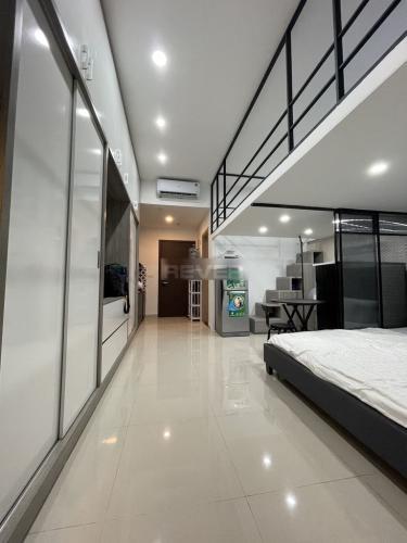 Officetel Botanica Premier thiết kế tinh tế, đủ nội thất tiện nghi.