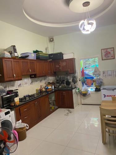 Phòng bếp nhà phố Huỳnh Tấn Phát, Nhà Bè Nhà phố hẻm xe hơi vào tận cửa, diện tích 120m2.