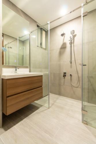Phòng tắm căn hộ Phú Mỹ Hưng Midtown Căn hộ Phú Mỹ Hưng Midtown view nội khu yên tĩnh, nội thất đầy đủ.